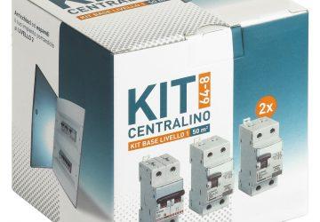 Kit centralino 64.8 v.2: una soluzione adatta a ogni unità immobiliare