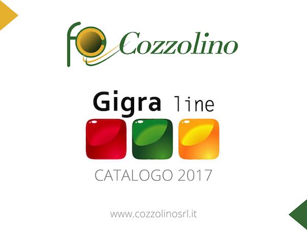 Cozzolino, Gigra Line, catalogo, sorgenti luminose, LED, illuminazione, materiale elettrico