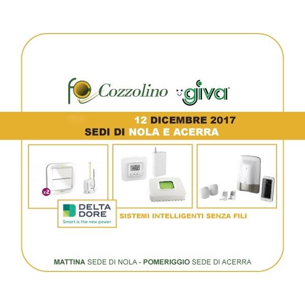 Giornate al banco con Delta Dore, Cozzolino, Acerra, Nola