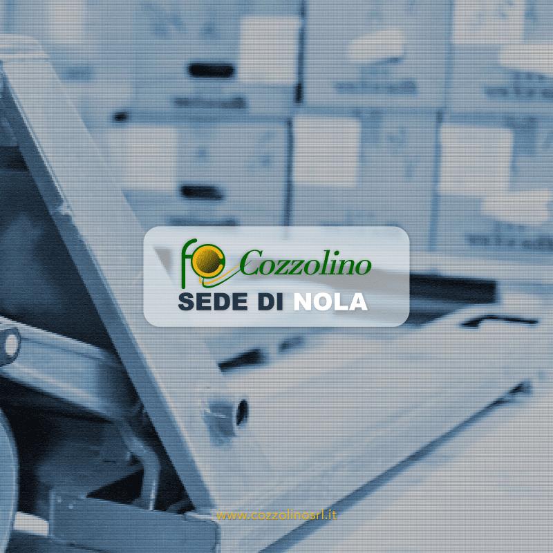 logistica, sede di Nola, magazzino, Cozzolino srl