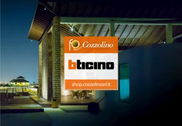 (Italiano) Axolute: sull'e-shop Cozzolino tutti i prodotti della nuova gamma BTicino