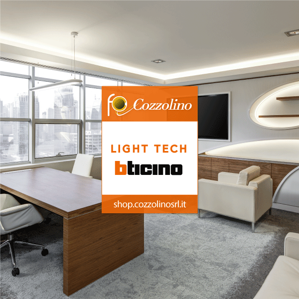 Light Tech, BTiocino, Cozzolino, serie civili
