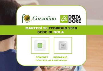 (Italiano) La domotica Delta Dore da Cozzolino