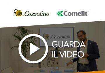 (Italiano) Scopri il videocitofono a 2 fili connesso della Comelit