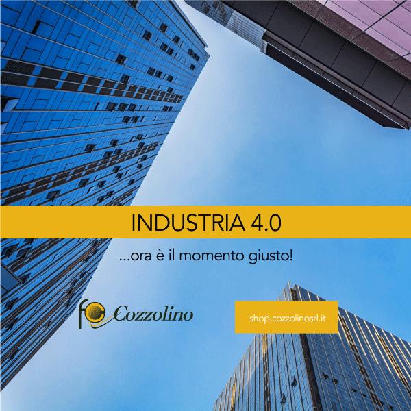 Industria 4.0, Cozzolino