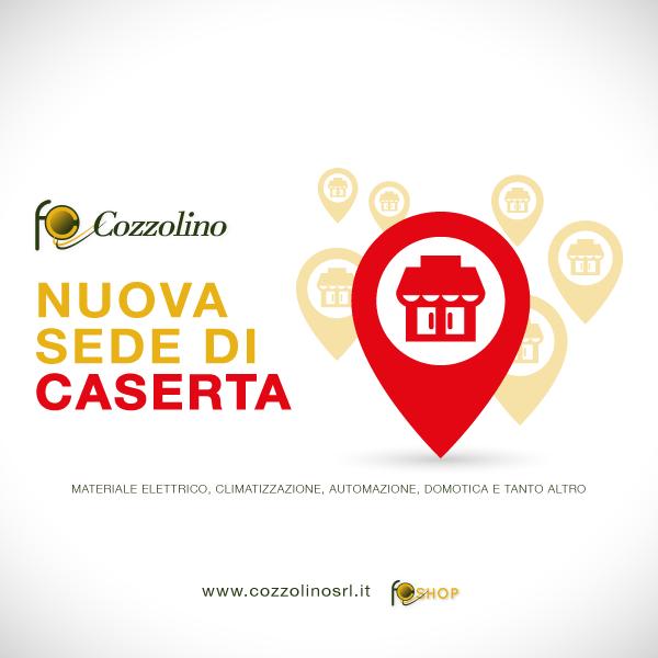 Caserta, Cozzolino, sede di Caserta