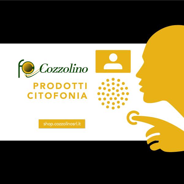 citofonia, Cozzolino Srl