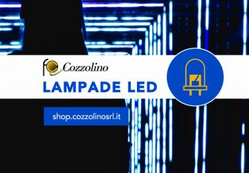 (Italiano) Lampade a LED nello shop Cozzolino: design, funzionalità e resistenza
