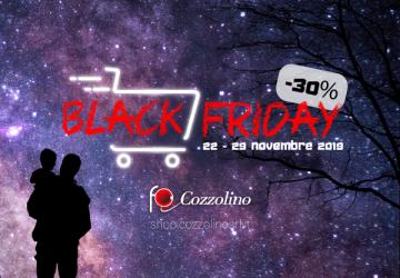 (Italiano) Il Black Friday da Cozzolino: un'esperienza da – 30%..e lode!