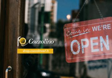 (Italiano) Riapertura sedi Cozzolino: ecco gli orari delle nostre filiali