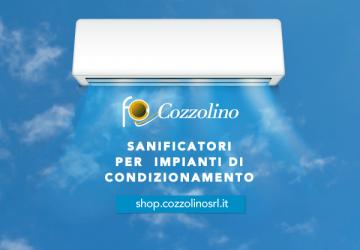 (Italiano) Sanificatori per condizionatori e sistemi di riscaldamento