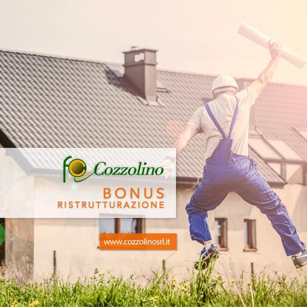Bonus ristrutturazione, bonus casa, Ecobonus 2018, Cozzolino, risparmio energetico, efficientamento energetico