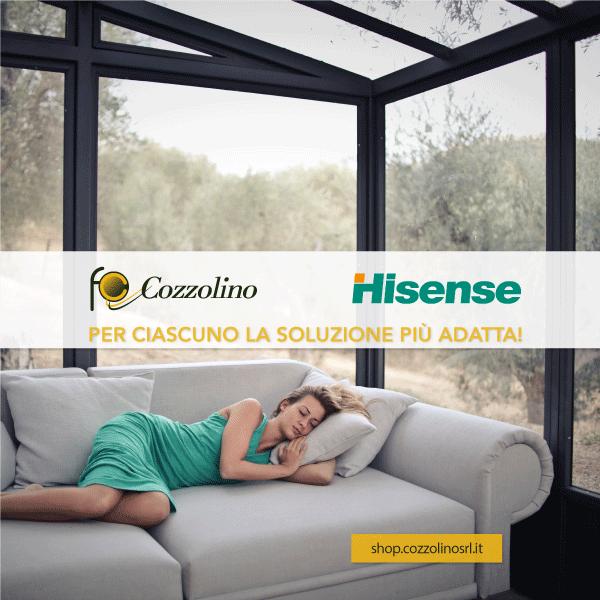 climatizzartori, condizionatori, climatizzazione, Hisense, climatizzatori Hisense, condizionatori Hisense, Cozzolino
