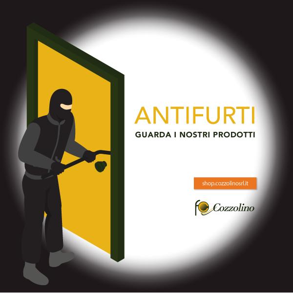 Antifurti, Cozzolino Srl