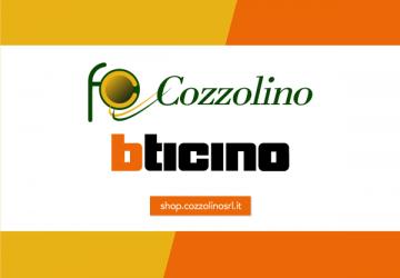 (Italiano) Articoli BTicino: tutto il materiale elettrico di altissima qualità nel nostro shop
